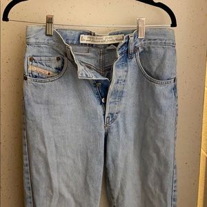 Diesel light jeans